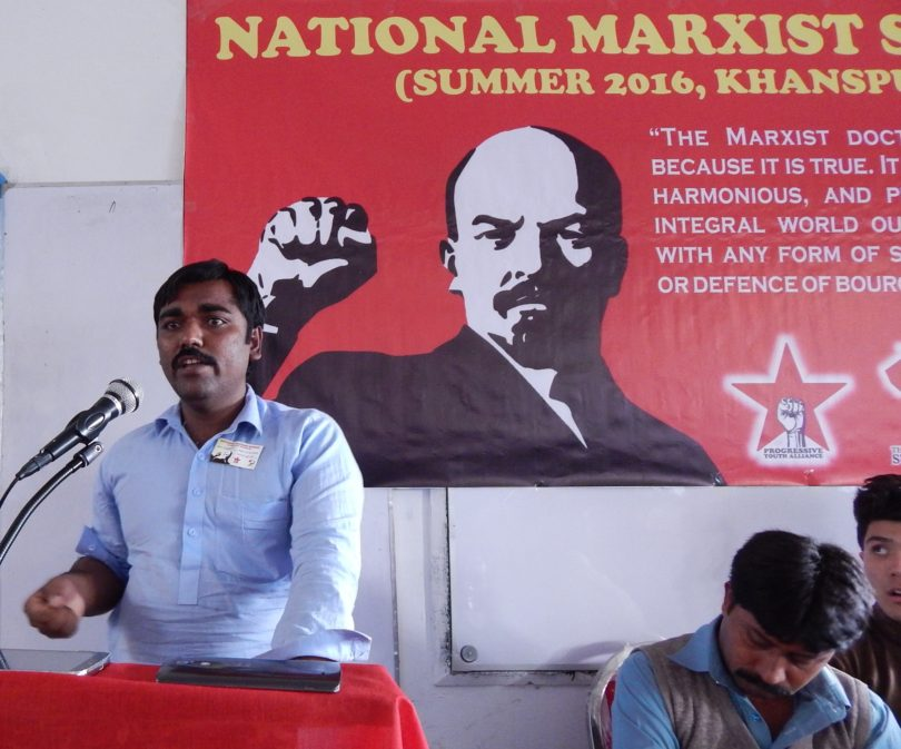 A Marxist's view on the conditions of two classes?